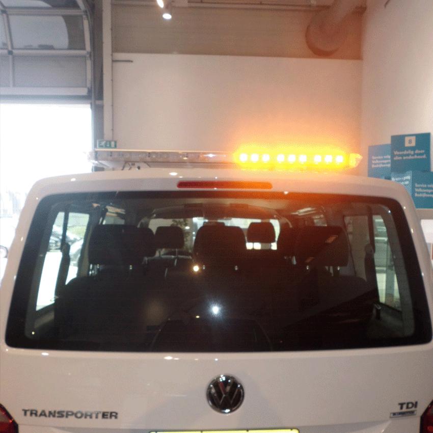 Flare-Transporter-Kombi
