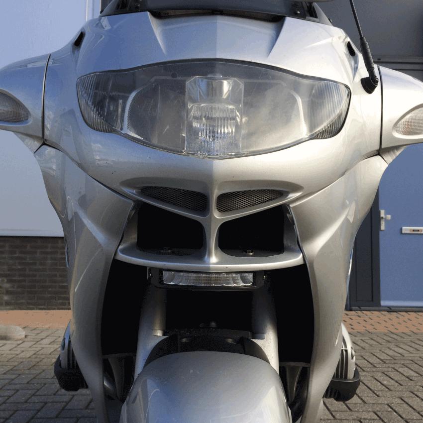 LEDflitsermotor
