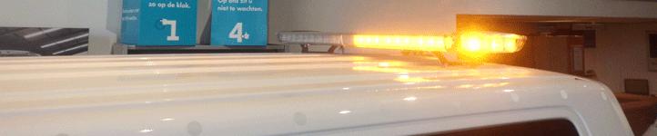 LED zwaaibalk