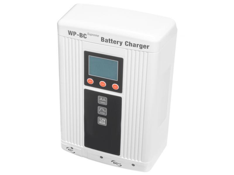 Whisper Power WBC40 supreme acculader 12V 40 ampere