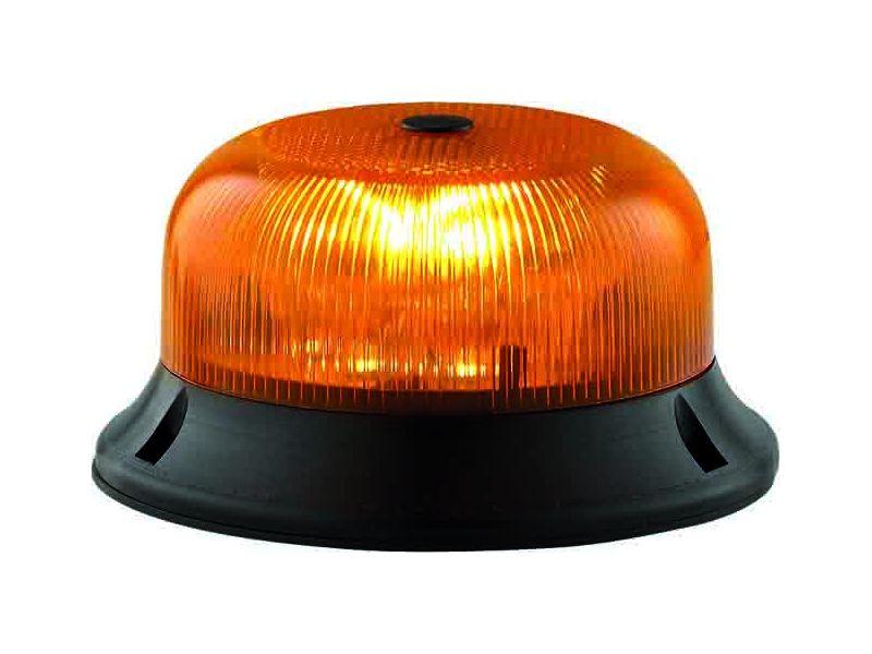 Crystal LED flitslamp AMBER ECE R65