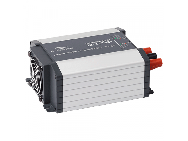 Omnicharge DC-DC acculader 50A
