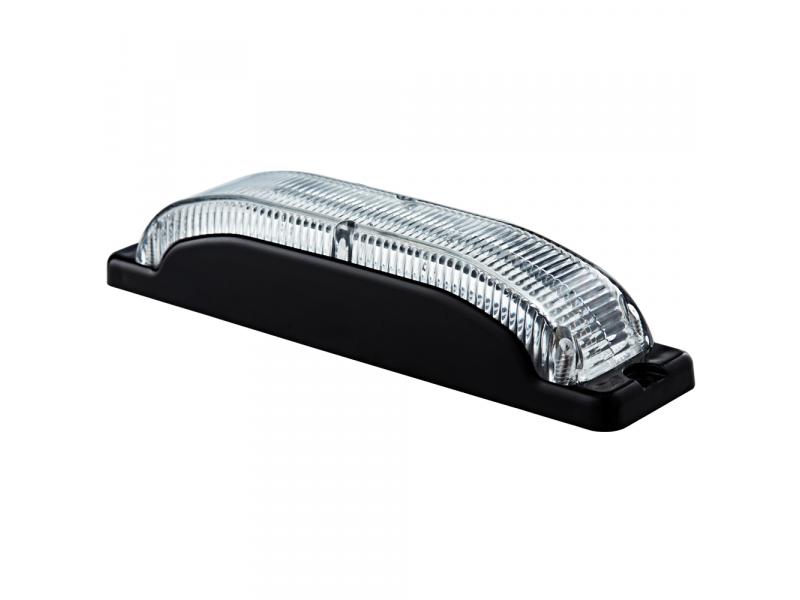 M180 LED flitser DUAL color AMBER/BLAUW