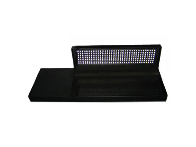 LED matrix kantelbord