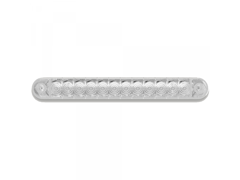 MR001 LED markeerlicht WIT 12/36V
