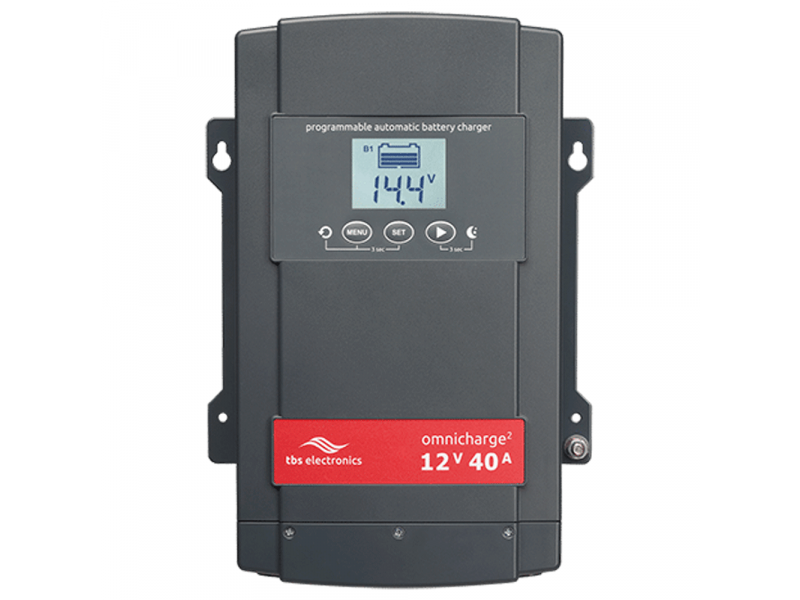 Omnicharge 40A acculader