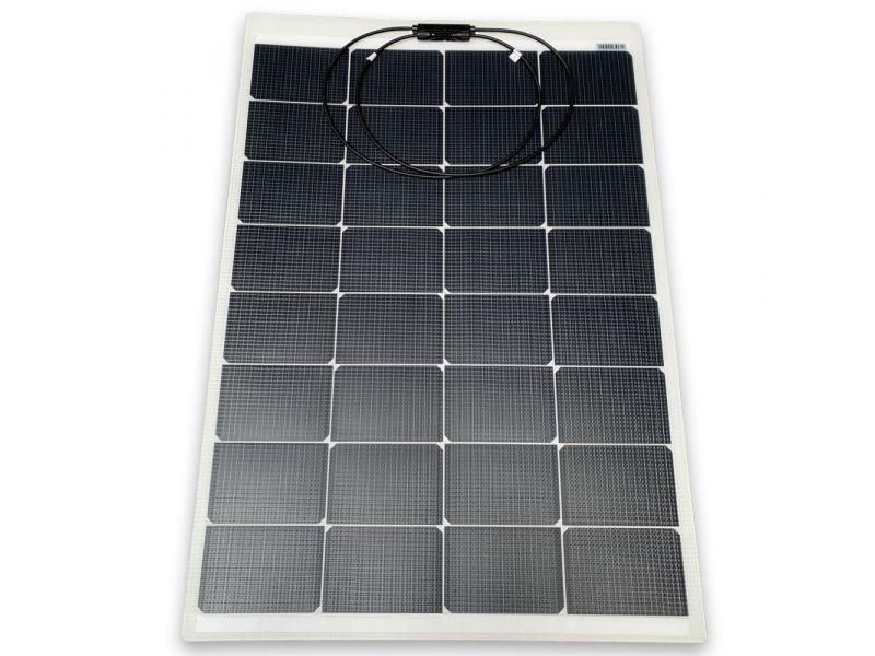 RaySolar flexibel zonnepaneel 100Wp Mono
