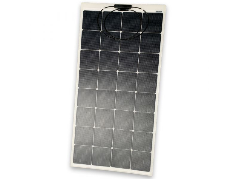 RaySolar flexibel zonnepaneel 160Wp Mono