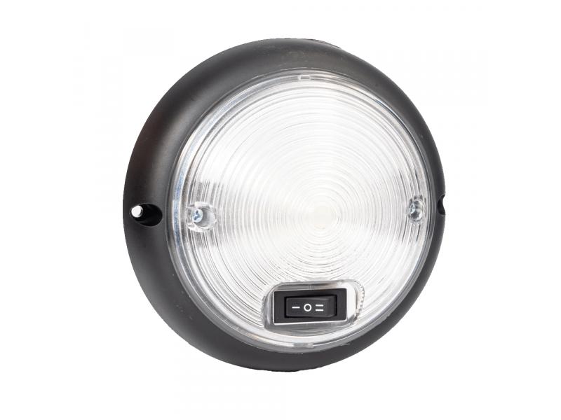 RX140 laadruimteverlichting zwart