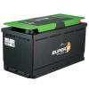 Super B Epsilon 90Ah LiFePO4 accu met Bluetooth BMS
