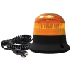 BASICVIEW LED flitslamp MAGNEET AMBER