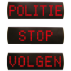 Volledig LED stopmatrix bord XL
