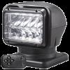 M220 LED zoeklamp ZWART