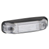 MR003 LED markeerlicht helder WIT LED 12/36V