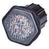 Allround signal Proxima LED inbouw flitser BLAUW/WIT
