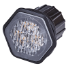 Allround signal Proxima LED inbouw flitser WIT