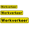 Werkverkeer magneetbord diverse afmetingen