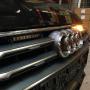 Dunne LED flitser Audi