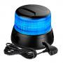 Zwaailamp BLAUW LED magneet
