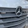 Amber LED flitser Mercedes
