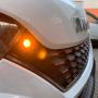 Proxima oranje LED flitser