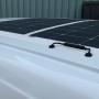 Flexibel zonnepaneel ford transit
