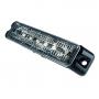 LED flitser AMBER 4 LED