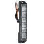 LED flitser verticaal R65