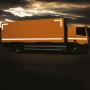vrachtwagen markering wit ECE 104