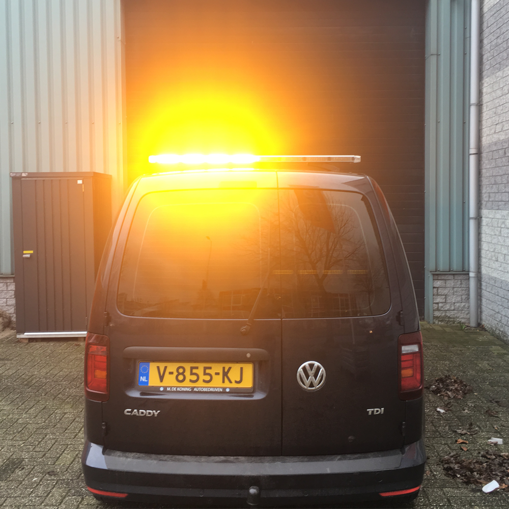 Apollo op Volkswagen Caddy