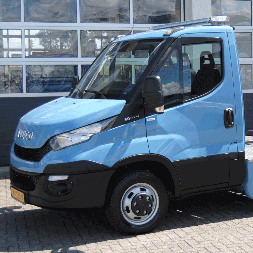 Armas flare op Iveco Daily