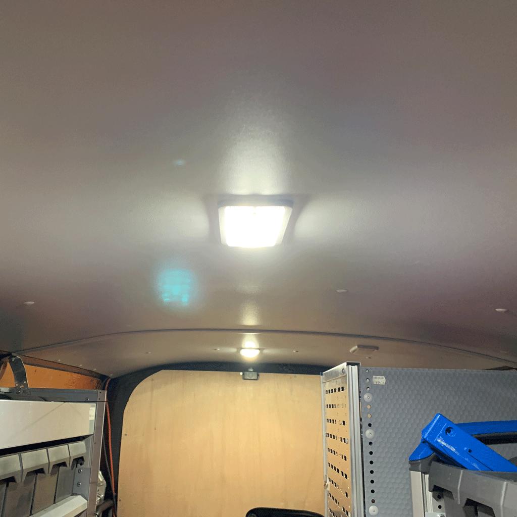 PL25 laadruimteverlichting