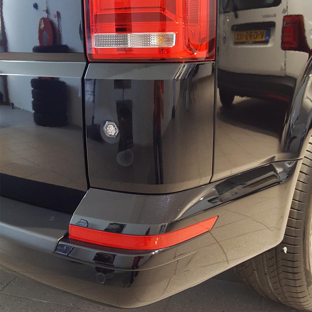 Proxima LED flitsers in Volkswagen Transporter