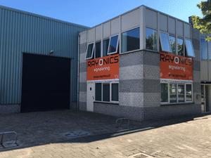 Rayonics kantoor rotterdam